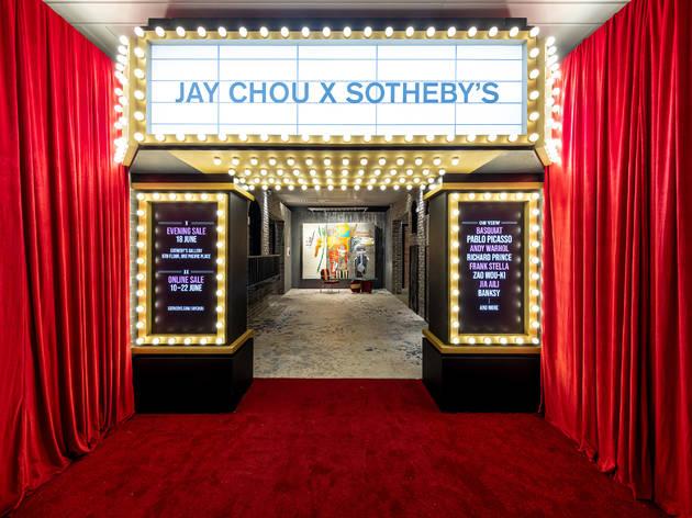 Sotheby's x Jay Chou