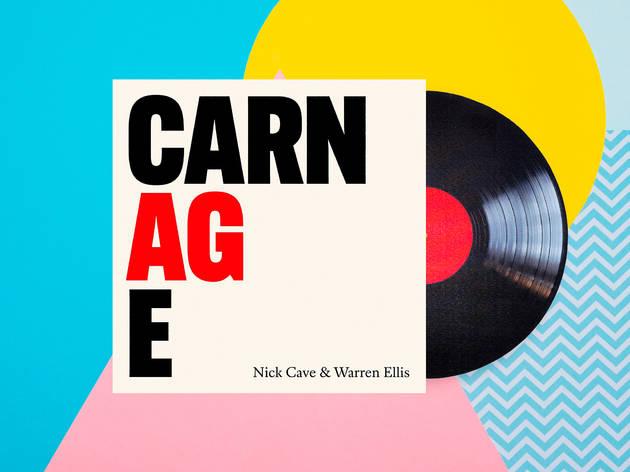 CARNAGE de Nick Cave & Warren Ellis