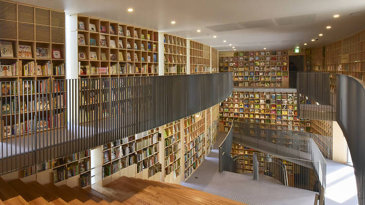 日本で最も美しい書店&図書館9選