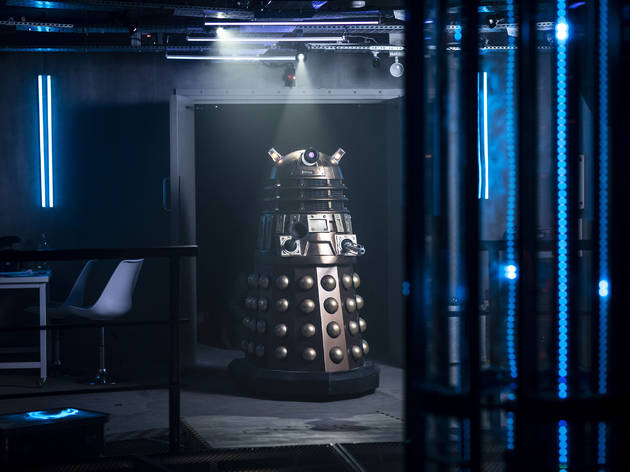 Doctor Who: Time Fracture, 2021