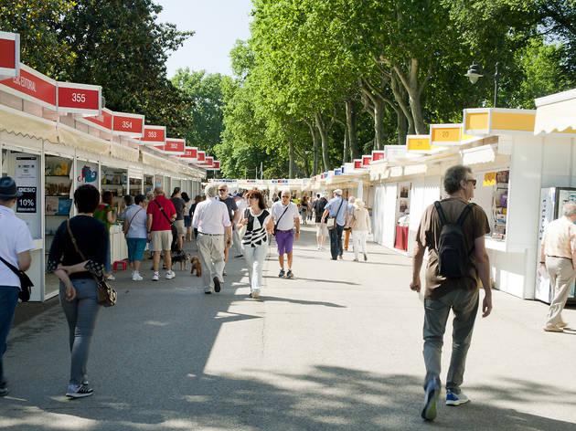 La Feria del Libro de Madrid ya tiene cartel para su 80 aniversario