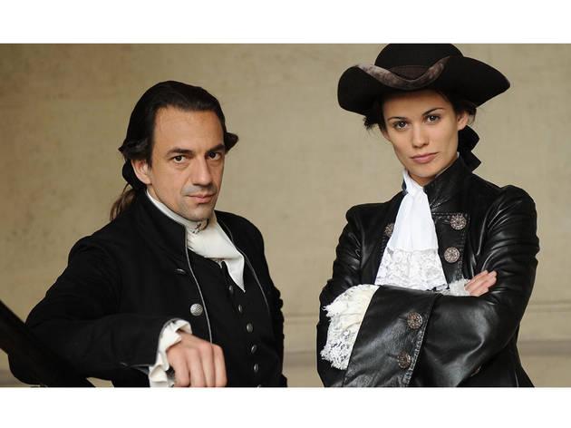 Televisão, Séries, Aventura, Drama, Nicolas Le Floch (2008-2018)