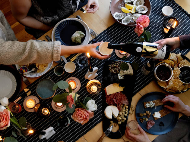 Boston is getting a sake bar: The Koji Club is opening this fall