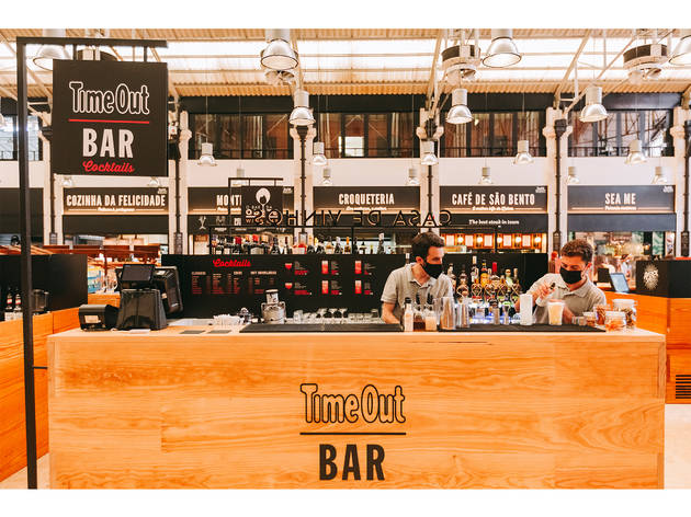 Já abriu o segundo Time Out Bar do Time Out Market Lisboa