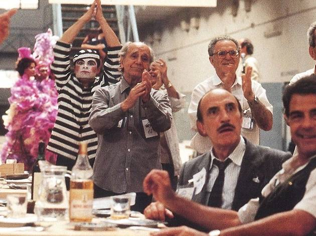 Todos a la cárcel (Cine Doré)