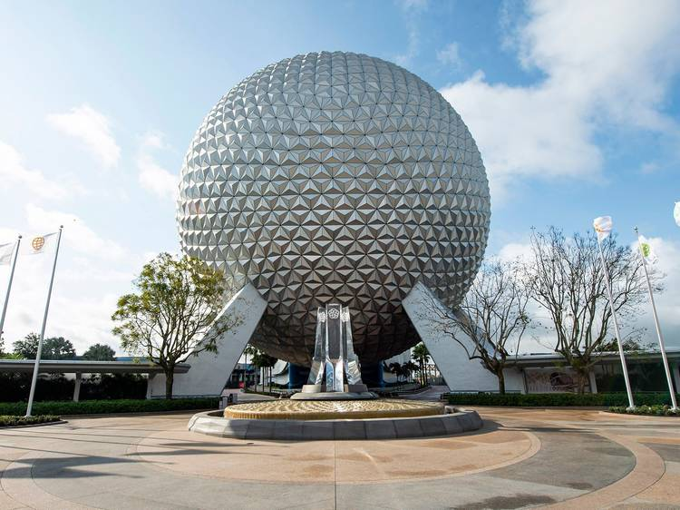 EPCOT, Walt Disney World