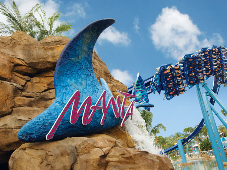 SeaWorld Theme Park, SeaWorld Orlando