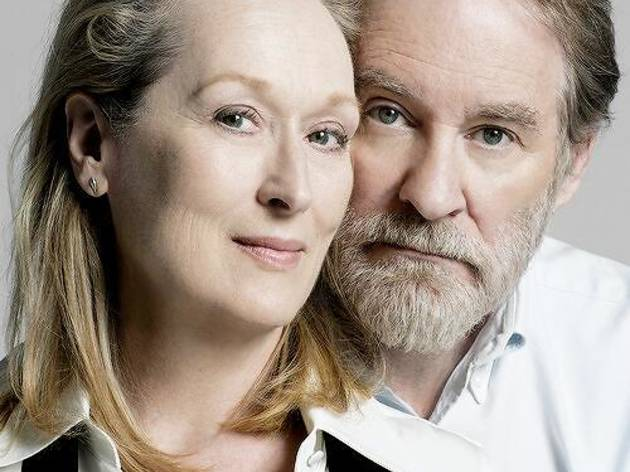 Meryl Streep and Kevin Kline join forces in a virtual play this week