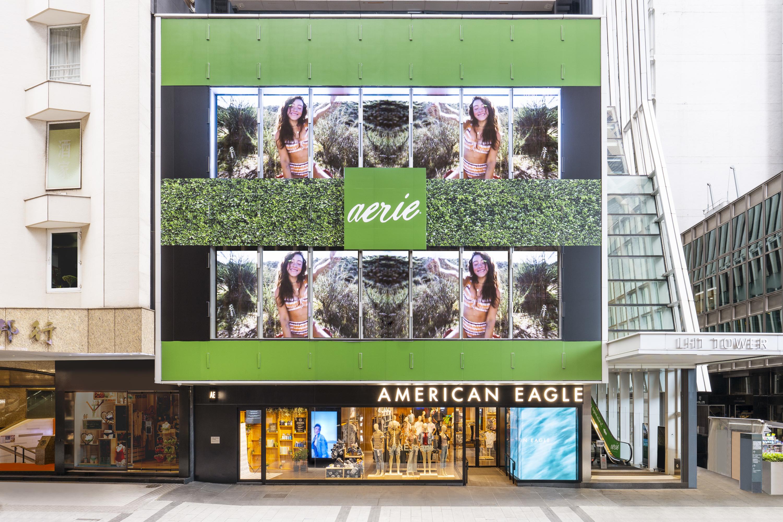 六月登場!Aerie by American Eagle 香港開設首間旗艦店