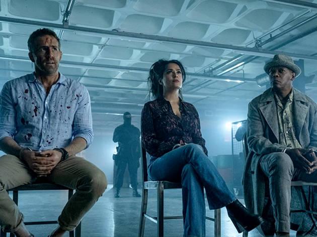 Filme, Cinema, Acção, Comédia, O Guarda-Costas e a Mulher do Assassino (2021)