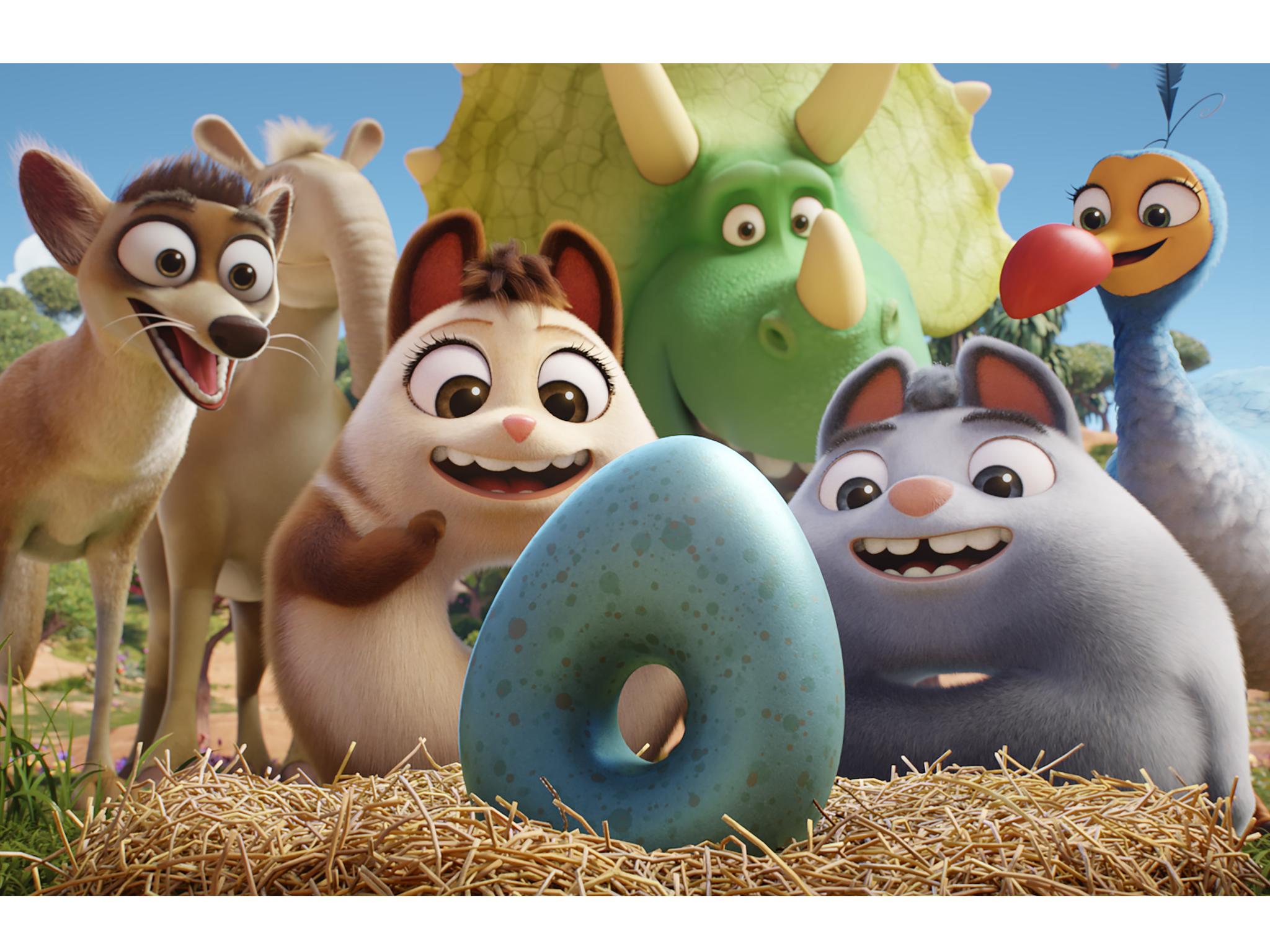 Filme, Cinema, Animação, Aventura, Os Flofos: Viagem no Tempo (2021)