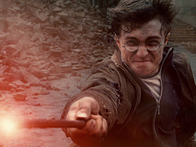 Harry Potter's glasses and wand could be yours