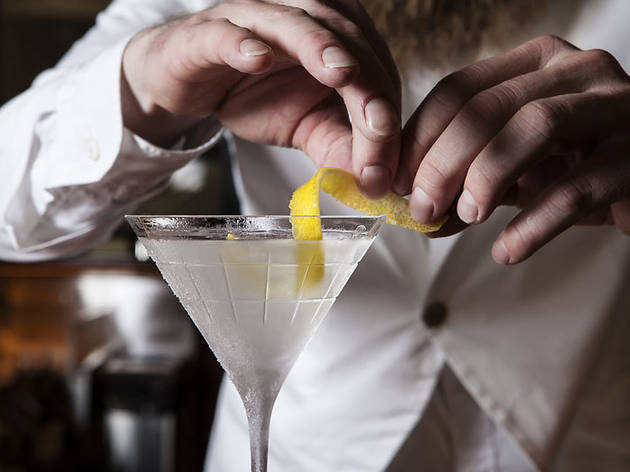 Carbone cocktail class