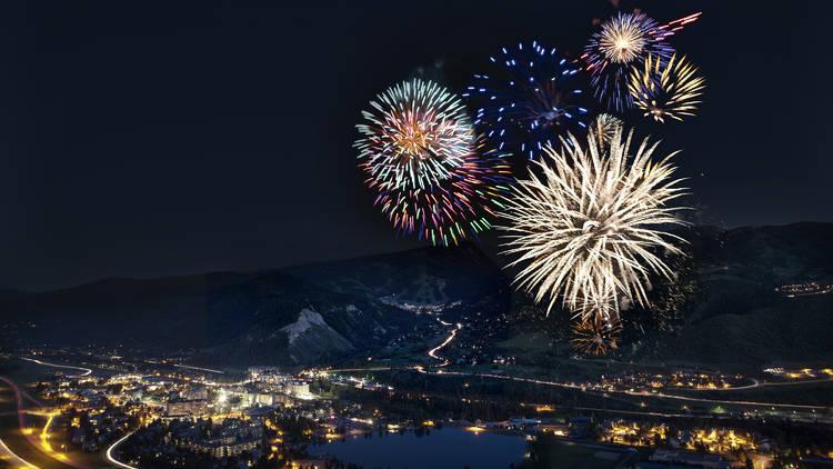 Fireworks Avon