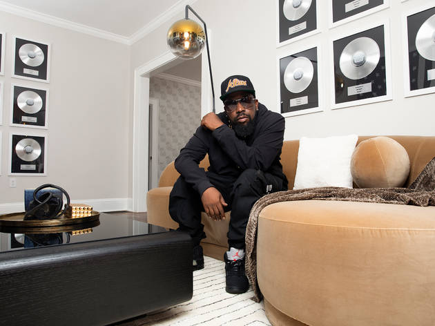 Legendary hip-hop hangout the Dungeon House is now on Airbnb, hosted by Big Boi