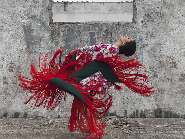 Eva Yerbabuena (foto: Erregiro)