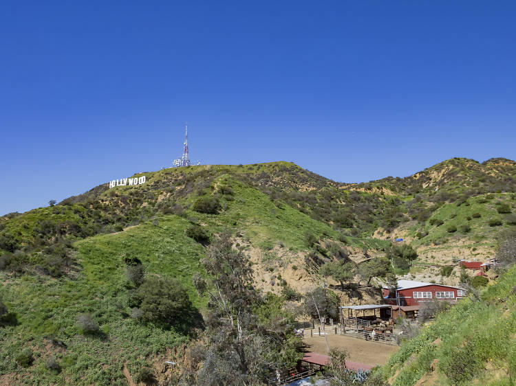 Sunset Ranch Hollywood