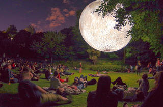 Museum of the Moon Luke Jerram