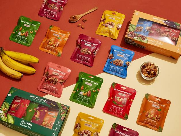 The best online snack delivery shops for when you're feeling peckish