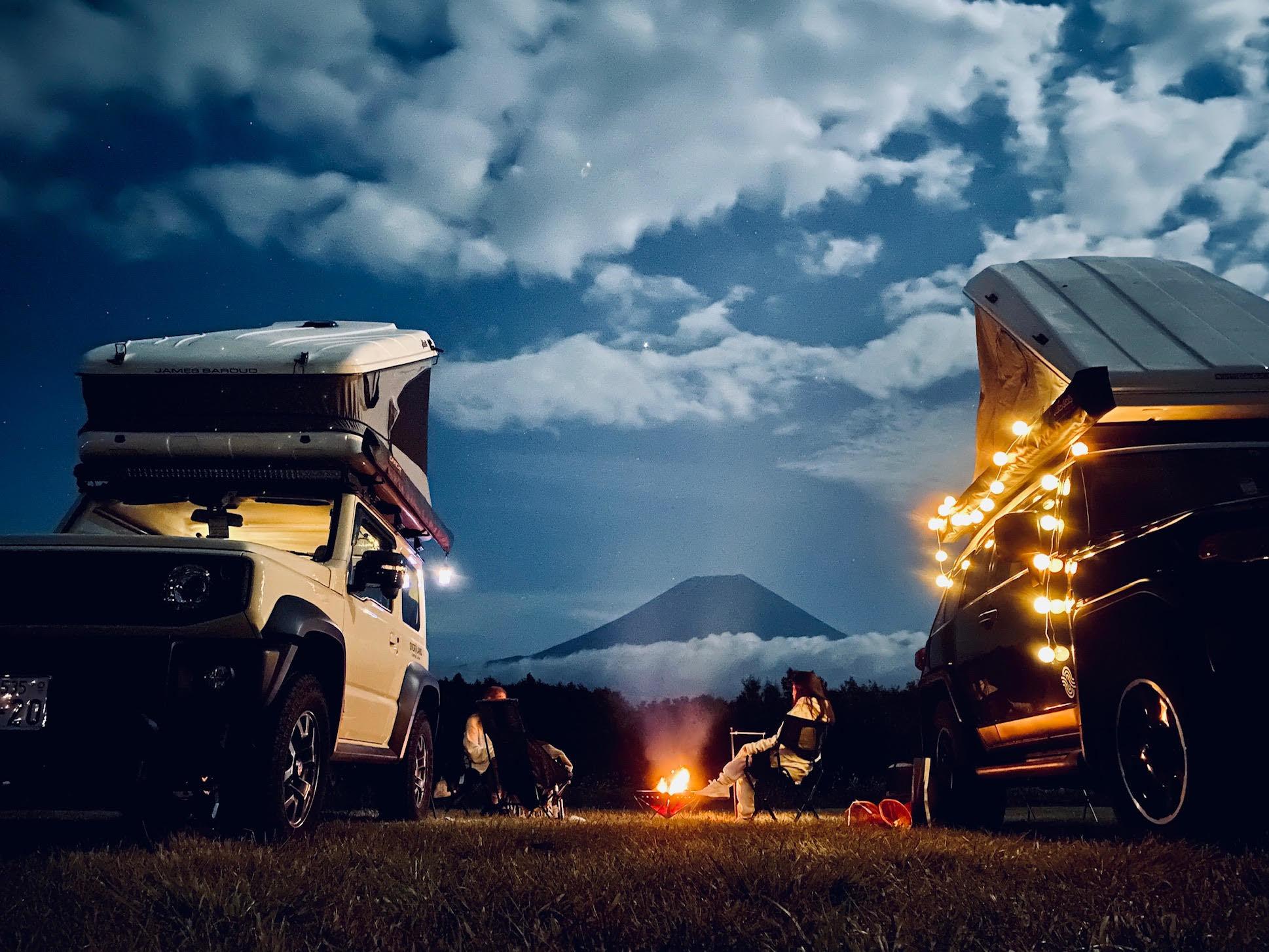 Land campers