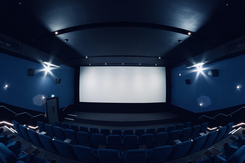 ロンドンにエコフレンドリーな映画館がオープン