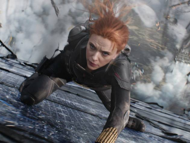 'Black Widow' first reactions praise big action and bigger heart