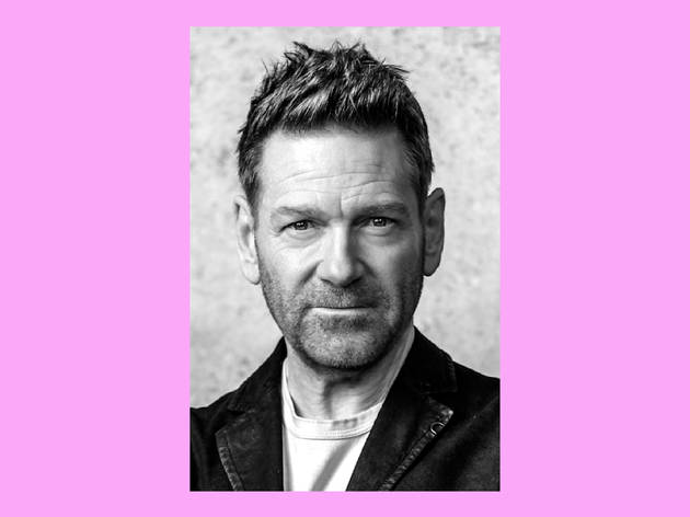Kenneth Branagh is back on stage this summer in a tiny theatre