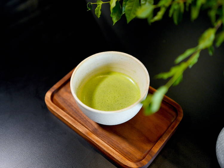 Sofi Coffee:日式禪意風格