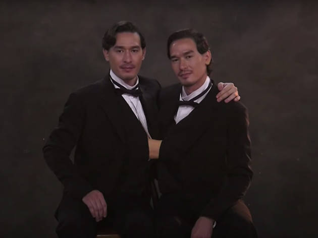 Here's your first look at Siamese twins-inspired TV series 'Eng and Chang'