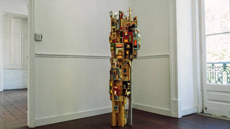 Arte, art lab, Not a Museum