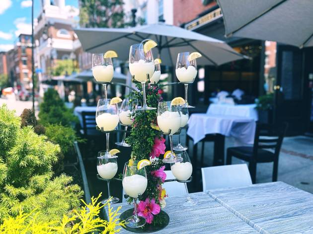 Strega North End's Cocktail Tree will be your new summer obsession