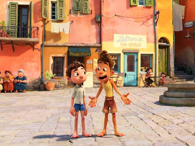 Luca, la nueva película de Pixar en Disney+