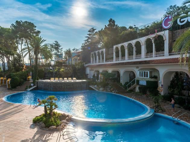 Disfrutad de un paraíso familiar en el Hotel Guitart Central Park Aqua Resort de Lloret de Mar