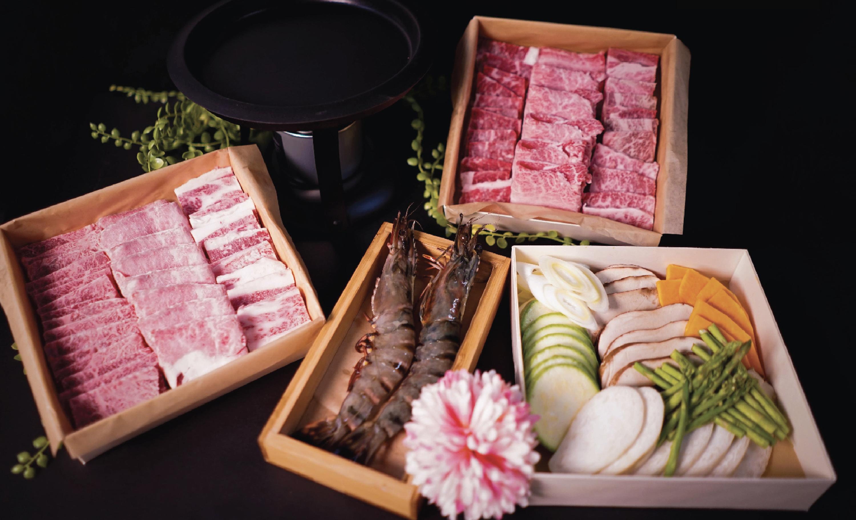 有田精肉所獨家引入宮崎農場直送得獎和牛送上門