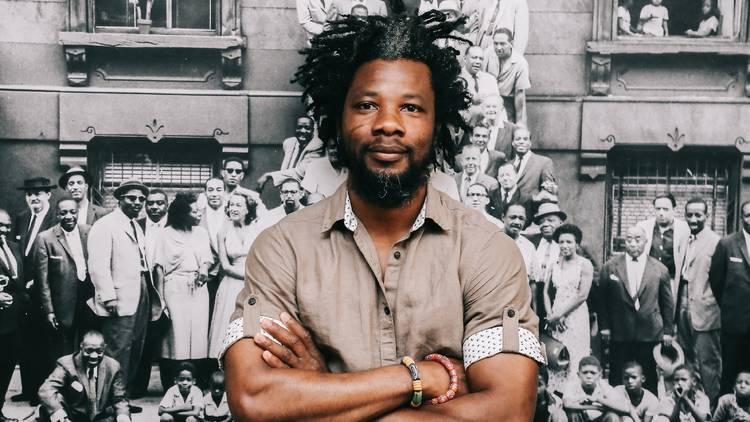 Naki Gaglo, African Lisbon Tour, Tabernáculo