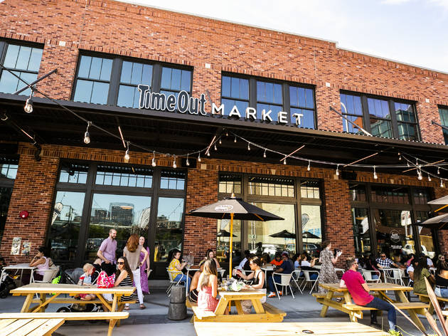 Take a look around Time Out Market Chicago, now open in Fulton Market