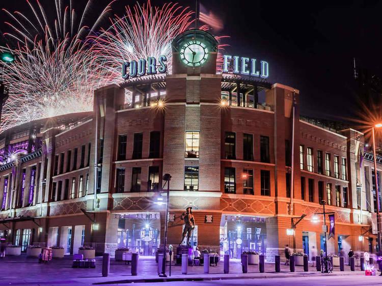 Colorado Rockies 4th of July Game | Denver