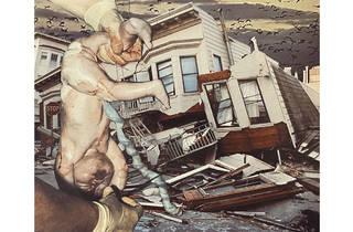 Restos de Mariana Mendivil (Foto: Cortesía El desastre Librería)