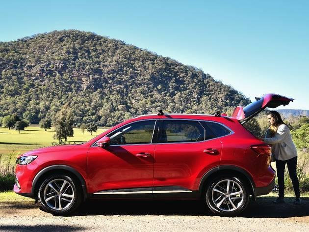 Ten top family road trips near Sydney