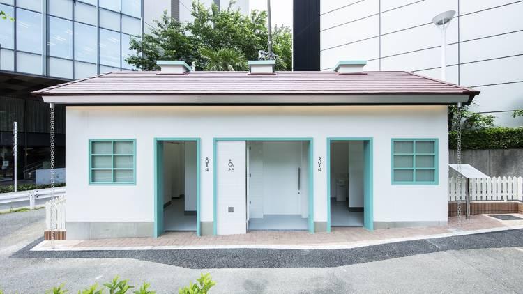 Tokyo Toilet