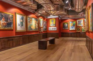 JPS Gallery Belowground