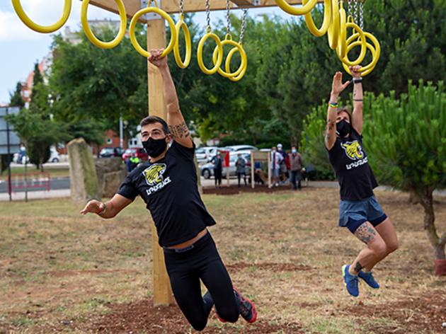 Cascais inaugura primeiro circuito fixo de corridas de obstáculos em Portugal