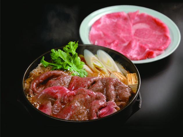 牛鍋処 荒井屋 そごう横浜店