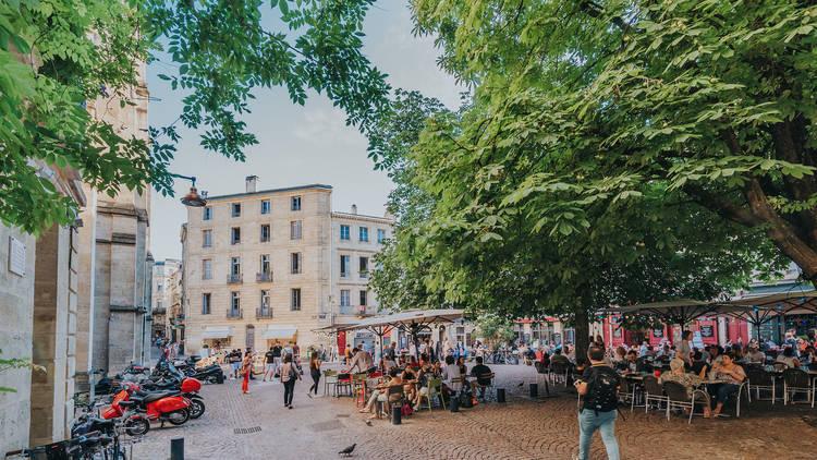 Bordeaux - Office de Tourisme
