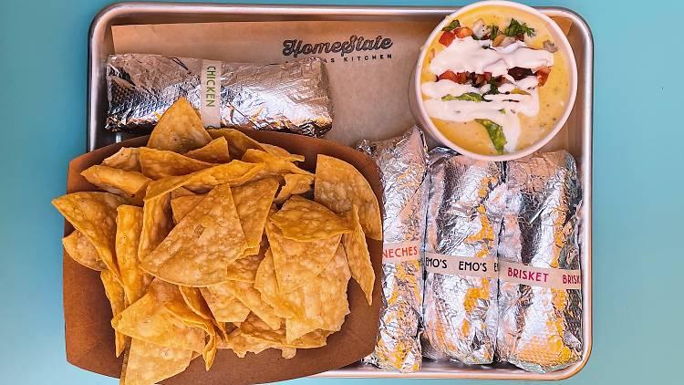 HomeState breakfast tacos