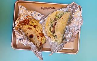 HomeState Pasadena breakfast tacos