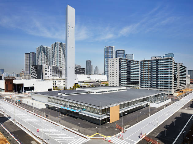 In photos: your inside look at the sprawling Tokyo Olympic Village
