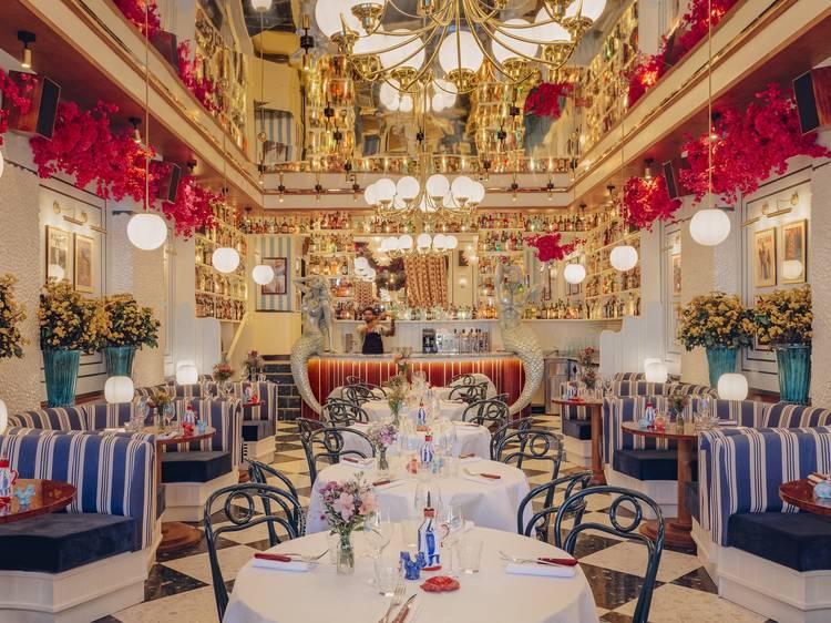 Los restaurantes más bonitos