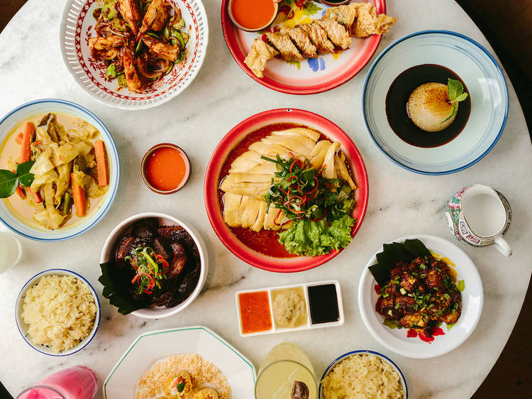 Bibi & Baba:馬來西亞主廚主理