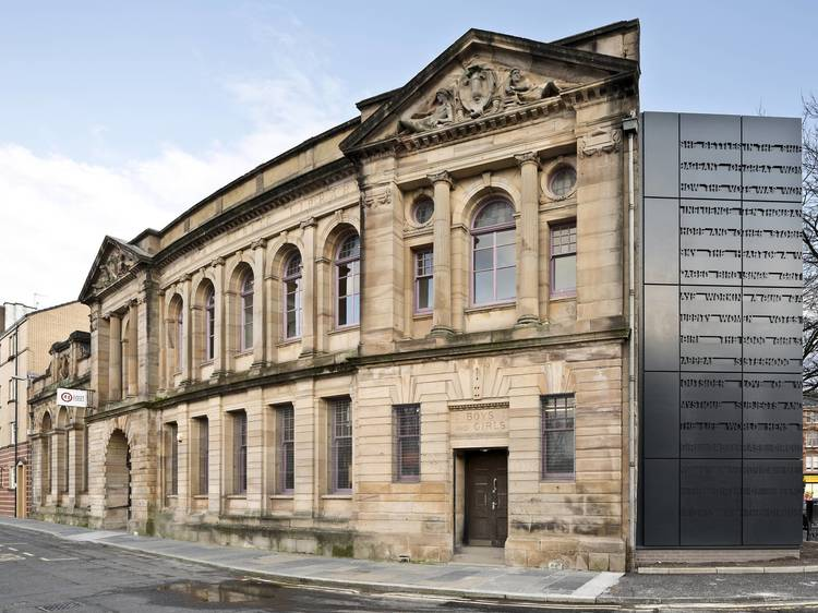 Educate yourself at Glasgow Women's Library